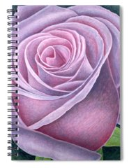 Rayonism Spiral Notebooks