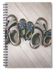 Deck Photographs Spiral Notebooks