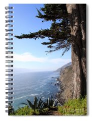 Big Sur Photographs Spiral Notebooks