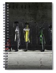 Sidewalk Spiral Notebooks