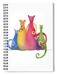 Blend Spiral Notebooks