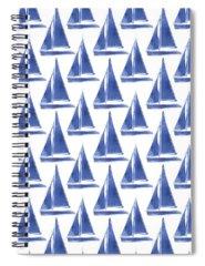 Sail Spiral Notebooks