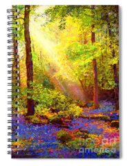 New Hampshire Spiral Notebooks