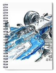 Ralf Spiral Notebooks
