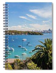 Long Wharf Spiral Notebooks