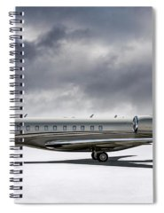 Aerospace Spiral Notebooks