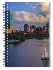 Charles Bridge Spiral Notebooks