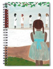 Sister Spiral Notebooks