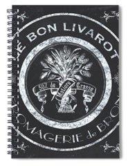 Artisan Spiral Notebooks