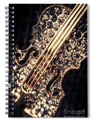Concert Photographs Spiral Notebooks