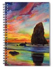 Beautiful Place Spiral Notebooks