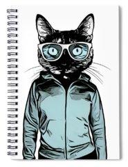 Sweater Spiral Notebooks