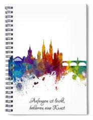 Basel Spiral Notebooks