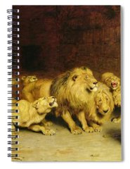 Animal Paintings Spiral Notebooks