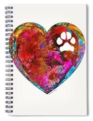 Mastiff Spiral Notebooks