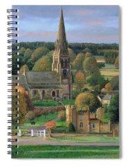 Peak District Spiral Notebooks