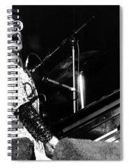 Elton John Spiral Notebooks