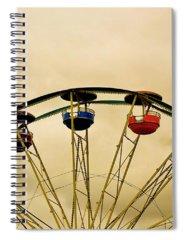 Park Photographs Spiral Notebooks