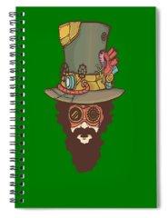 Travelpics Spiral Notebooks
