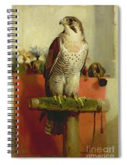 1837 Paintings Spiral Notebooks