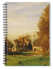 Campagne Paintings Spiral Notebooks