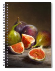 Still Life Spiral Notebooks
