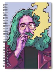 Jerry Spiral Notebooks