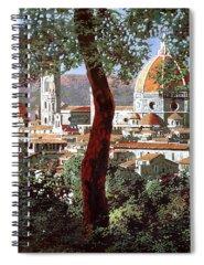 Italian Spiral Notebooks