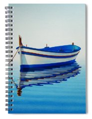 Boat Spiral Notebooks