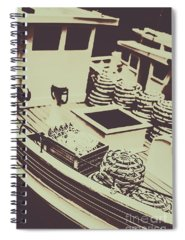 Trawler Spiral Notebooks