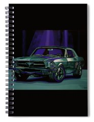Fords Spiral Notebooks