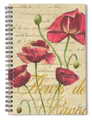 Pavot Spiral Notebooks