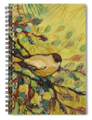 Jenlo Paintings Spiral Notebooks