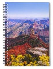 North Rim Photographs Spiral Notebooks