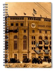 Madison Bumgarner Spiral Notebooks