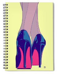 Steps Drawings Spiral Notebooks