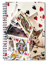 Stable Photographs Spiral Notebooks