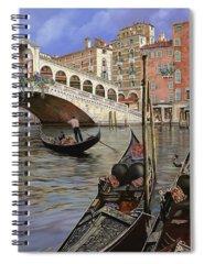 Rialto Spiral Notebooks