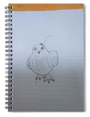 Animal Drawings Spiral Notebooks