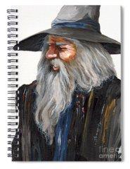 Magician Spiral Notebooks