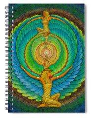 Goddess Spiral Notebooks