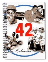 Robinson Spiral Notebooks