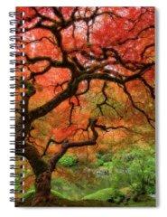 Change Spiral Notebooks