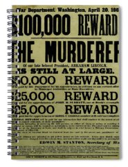Designs Similar to John Wilkes Booth Wanted Poster