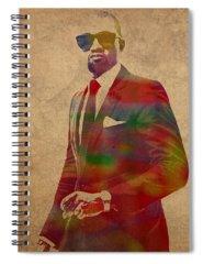 Kanye West Spiral Notebooks