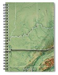 Cumberland Spiral Notebooks