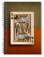 Gamble Spiral Notebooks