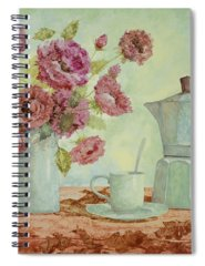 Still Paintings Spiral Notebooks