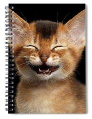 Closeup Spiral Notebooks