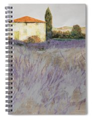 Houses Spiral Notebooks
